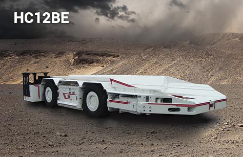 HC12BC Shuttle Car