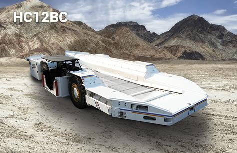 HC12BE Shuttle Car