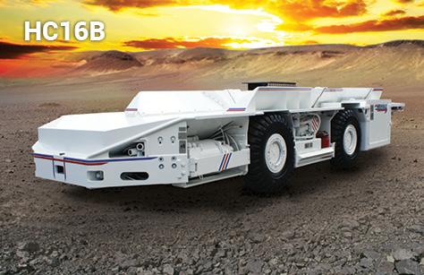 HC16B Shuttle Car
